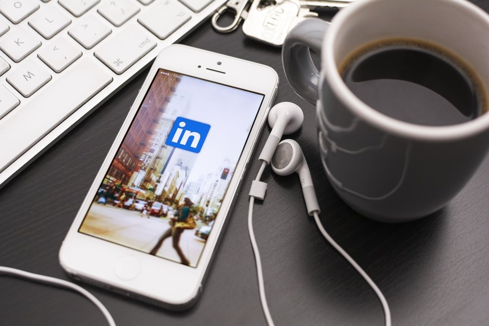 linkedIn for success